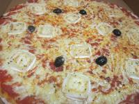 PIZZA CHEVRE