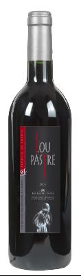 VIN Rouge cellier 4 tours Lou pastre